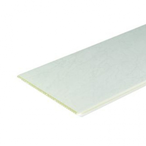 Wickes PVCu Marble Effect Interior Cladding 250 x 2500mm
