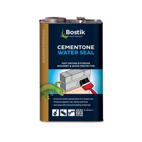 Cementone Fast Drying Water Seal 5L