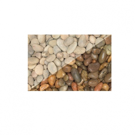 Wickes Beach Pebbles Jumbo Bag