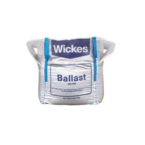 Wickes Ballast Jumbo Bag