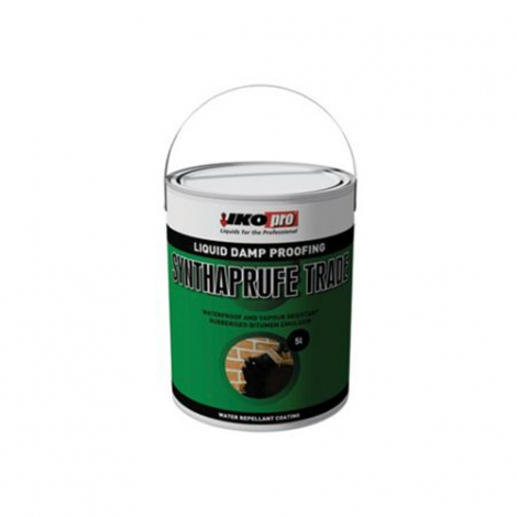 Ikopro Synthaprufe Trade Damp Proofing 5L