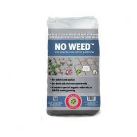 Dansand No Weed Block Paving Sand Stone Dust