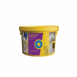 Blue Circle Quick Repair Concrete 2.5kg