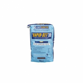 Setcrete Rapid Setting Floor Levelling Compound 16kg