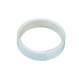 Wickes Iron On Edging Tape White
