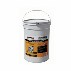IKOpro Acrylic Roof Coat Mid Grey 20ltr